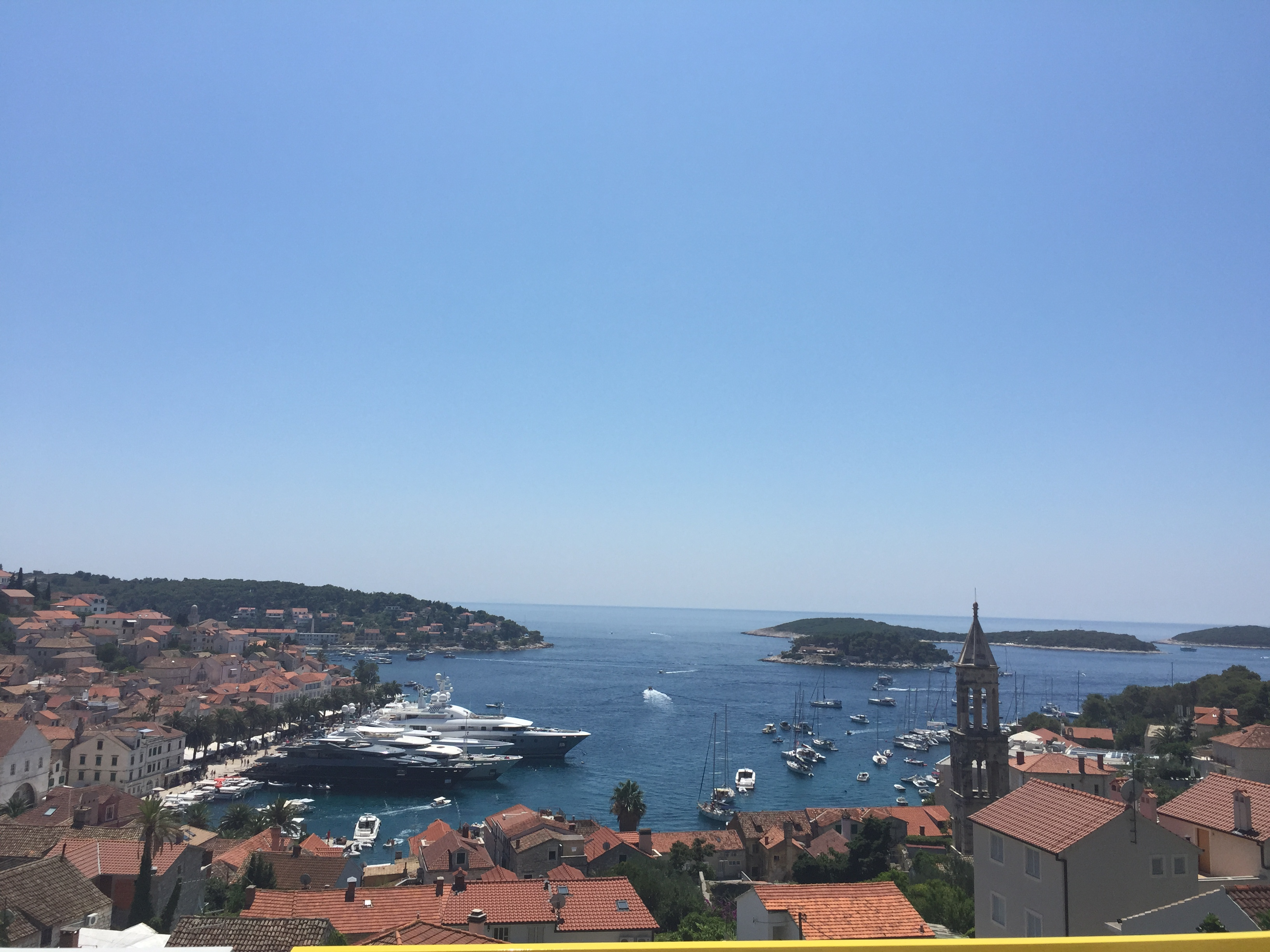Croatia's Counter-intuitive Beauty