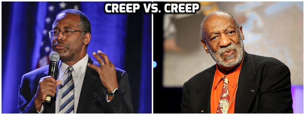 Ben Carson vs. Bill Cosby